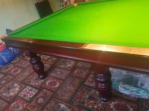 Aristocrat Snooker Table Full Size